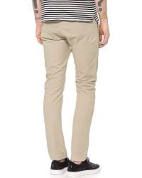 Closed Natural Clifton Chinos for men