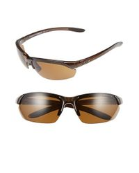 Smith Optics | Brown 'parallel Max' 65mm Polarized Sunglasses for Men | Lyst