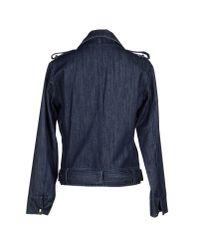 Dondup | Blue Denim Outerwear for Men | Lyst