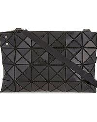 Bao Bao Issey Miyake | Black Lucent Cross-body Bag | Lyst