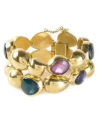 Vaubel | Multicolor Pebble Stone Bracelet | Lyst
