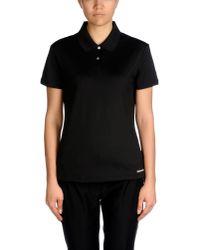 Porsche Design Black Polo Shirt