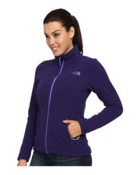 The North Face | Purple Khumbu Jacket | Lyst