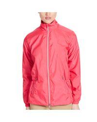 Ralph Lauren Golf Pink Water-resistant Jacket