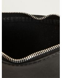 Rick Owens - Black Classic Wallet for Men - Lyst