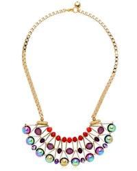 Scho - Multicolor Oz Cake Necklace - Lyst