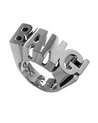 Noir Jewelry - Metallic Bang! Dc Comics Power Statement Ring - Lyst