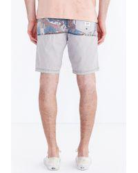 Katin - Gray Bonsai Boardshort for Men - Lyst