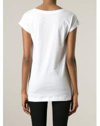 Sofie D'Hoore - White Long T-shirt - Lyst