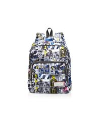 Marc By Marc Jacobs - Multicolor Ultimate Comic Print Backpack for Men - Lyst