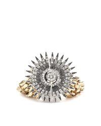 Lulu Frost - Metallic Beacon Bracelet - Lyst