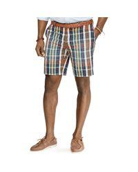 Ralph Lauren - Blue Classic-fit Madras Short for Men - Lyst