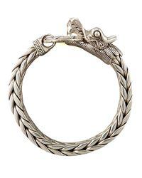 John Hardy - Metallic Naga Dragon Bracelet - Lyst