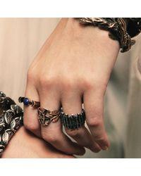 Pamela Love | Metallic Luna Ring In 10K Gold | Lyst