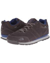 The North Face - Purple Back-to-berkeley Redux Sneaker for Men - Lyst