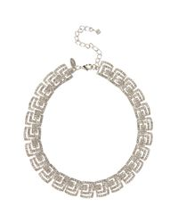Coast | Metallic Deco Necklace | Lyst