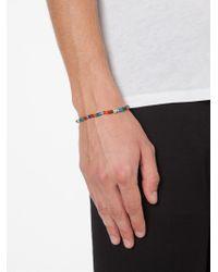 Luis Morais | Multicolor Yin Yang Beaded Bracelet | Lyst