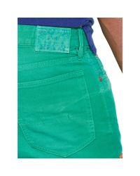 Ralph Lauren | Green Five-pocket Cotton Canvas Pant for Men | Lyst