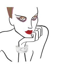 Lizzie Fortunato - Metallic Postmodern Plexi Cuff - Lyst