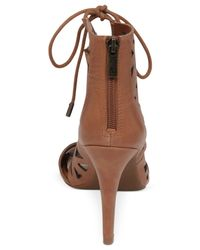 Jessica Simpson - Brown Emerita Gladiator Dress Sandals - Lyst