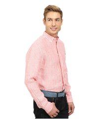 Vineyard Vines - Pink Classic Tucker Shirt-stoneacre for Men - Lyst