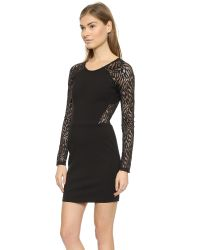 Parker Naomi Dress - Black