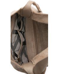 Christopher Kon | Natural Cross Body Bag - Black | Lyst