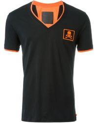 Philipp Plein Black Classic Plein T-shirt for men