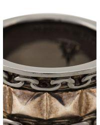 Stephen Webster   Black Shank Ring for Men   Lyst