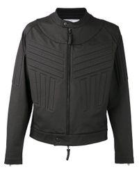 Vivienne Westwood Black Felpa Zip Jacket for men