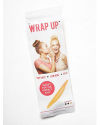 Free People - Natural The Beachwaver Co. Womens Hair Wrap - Lyst
