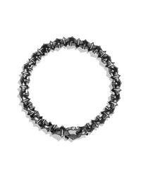 David Yurman - Metallic Armory Link Bracelet for Men - Lyst