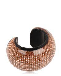 Nicholas King Metallic Diamante Bracelet