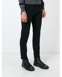HUGO - Black Skinny Jeans for Men - Lyst