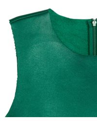 H&M Green Tiered Dress