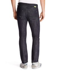 BOSS Green - Blue Drake | Slim Fit, 11 Oz Stretch Cotton Jeans for Men - Lyst