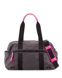 Rebecca Minkoff - Gray Yoga Carry All Duffel Bag - Lyst