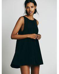 Free People | Black Womens Tyler Dress | Lyst