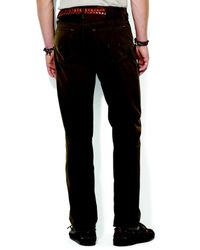 Ralph Lauren - Green Polo Straight 5-Pocket Chino Pant - Classic Fit for Men - Lyst
