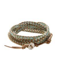 Chan Luu - Green Bracelet - Lyst