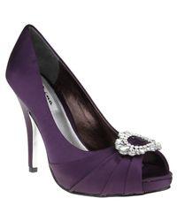 Nina - Purple Elvira - Lyst
