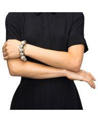 Lulu Frost | Metallic Decade Bracelet | Lyst