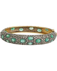 Carole Shashona | Blue Imperial Dynasty Bangle | Lyst