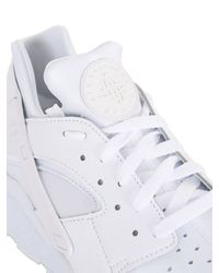 Nike | White Air Huarache Leather Sneakers | Lyst