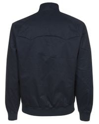 Ben Sherman | Blue Memory Nylon Field Jacket for Men | Lyst