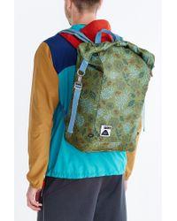 Poler   Green Rolltop Backpack for Men   Lyst