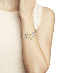 Robert Lee Morris | Metallic Wishbone Toggle Bracelet | Lyst