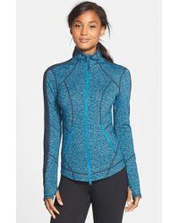 Zella - Blue 'Physique' Jacket - Lyst