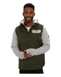 686 | Green Parklan Bedwin Insulated Jacket for Men | Lyst