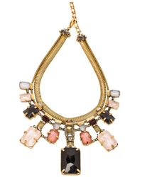 Erickson Beamon | Metallic Erin Necklace | Lyst